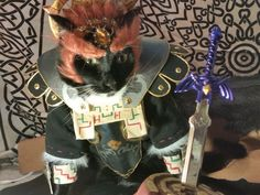 Tagged with , , Awesome, ; Legend of Zelda: Ganondorf Cat Cosplay Zelda Video Games, Cat Cosplay, High Fantasy, Twilight Princess, Photos Of The Week, Funny Games, Legend Of Zelda, Cool Stuff, Cat Love