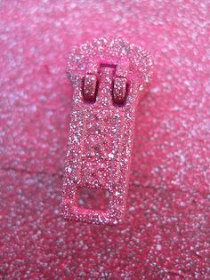 pink glitter zipper #pink #colors #color #colours