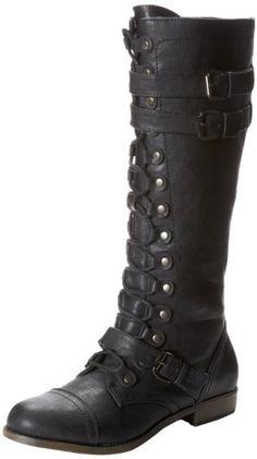 Amazon.com: Rampage Women's Jafari Boot: Shoes