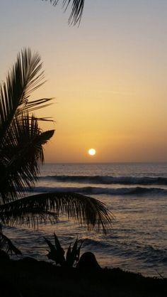 Sunset,Aguada PR