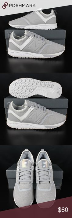 219372f1ac4a NEW BALANCE Silver Mink Nimbus Cloud Brand new and with the original box  New Balance Shoes