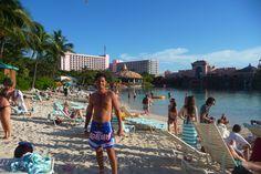 Frédéric Mathieu in Atlantis Paradise Island Casino & Resort à Paradise Island, PI- Nassau- Bahamas (09/01/2010)