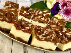 Sernik królewski - Blog z apetytem Polish Recipes, Polish Food, Food Cakes, Cheesecakes, Tiramisu, Tea Party, Waffles, Cake Recipes, Tasty