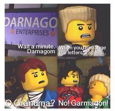 """""""O Grandma?"""" - Jay xD #ninjago"""