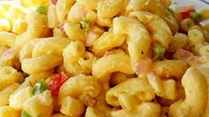 This classic macaroni salad is a crowd-pleaser at every cookout, potluck, and picnic!