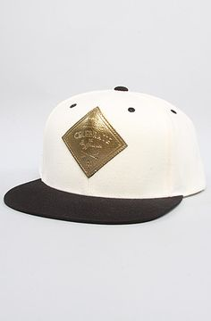 The Scout Snapback in Cream by Civil