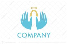 Logo for sale: Angel Care Logo