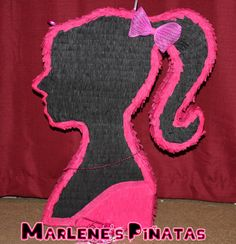 Barbie pinata by Marlenespinatas on Etsy