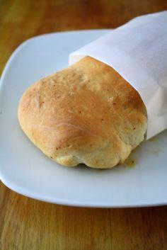 Semi-homemade Runzas - my favorite Nebraska treat!  Easy to make ahead and freeze, too!