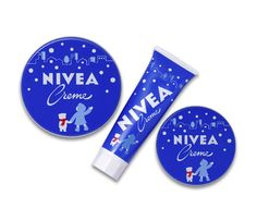 NIVEA cream for winter- love the packaging!!