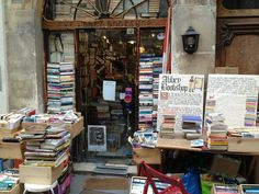 The Abbey Bookshop in Paris, Île-de-France