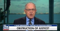 "Alan Dershowitz: Rosenstein Should End Mueller Probe Maybe everyone should read ""The Clintons War on Women."""
