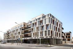 Gelin-Lafon : Fenêtres sur cour - ArchiDesignClub by MUUUZ - Architecture & Design