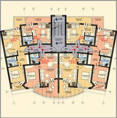 Apartment Building Floor Plans Picturesque Decoration Home Tips Or Other Apartment Building Floor Plans - Mapo House and Cafeteria
