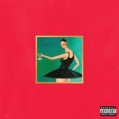 Kanye West - My Beautiful, Dark, Twisted Fantasy