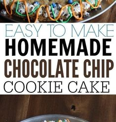 How to make chocolate chip pizza that tastes amazing! Easy Homemade chocolate chip cookie cake recipe that tastes better than store bought. You will love this delicious giant cookie recipe. FULL RECIPE HERE homemade chocolate homemade chocola Chocolate Gelato Recipe, Chocolate Chip Pizza, Chocolate Syrup Recipes, Chocolate Chip Cookie Cake, Homemade Chocolate Chip Cookies, Chocolate Yogurt, Chocolate Making, Chocolate Turtles, Chocolate Donuts