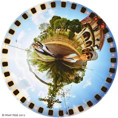 Un matrimonio entre analógico y digital: Stereographic Fotos Spinner 360 - Lomography