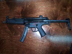 HK MP5 9mm Full Auto Machinegun