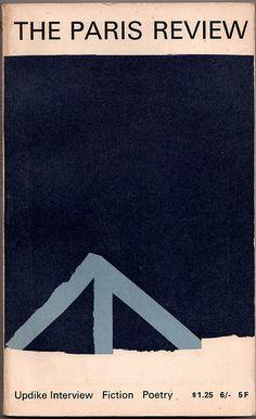 The Paris Review 45 Winter 68'Cover Design by Emilio Theler The Paris Review (1968)