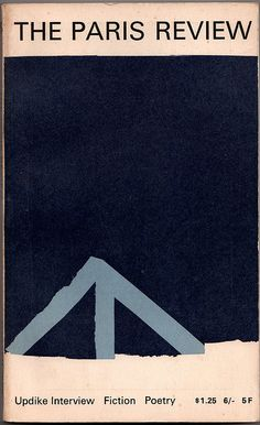 The Paris Review 45 Winter 68'Cover Design by Emilio Theler The Paris Review (1968)