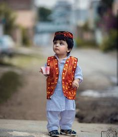 Cute Pahtoon boy KPK Pakistan