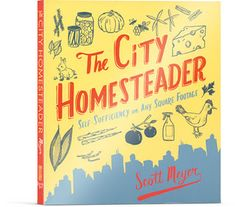 """Live in an apartment, the city or suburbs with not a whole lot of space?  This book will teach you how to:        Raise a flock of chickens      Forage for wild food      Make a potato barrel      Start a garden      Transform the basement into a root cellar      Turn food scraps into """"Black Gold"""" compost"""