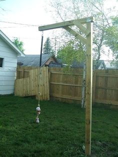 10 Brilliant DIY Backyard Projects for Your Pets – All For Garden Backyard Dog Area, Dog Friendly Backyard, Backyard Ideas, Outdoor Dog Area, Outdoor Dog Toys, Diy Backyard Projects, Backyard Designs, Dog Playground, Backyard Playground