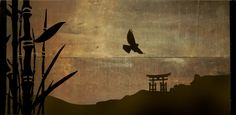 Yellow Zen Large Wall Art Rustic Painting on by TKreclaimedART