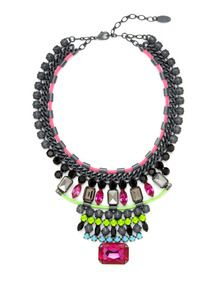 Noir Cheri Necklace by LK Jewelry up to 60% off at Gilt