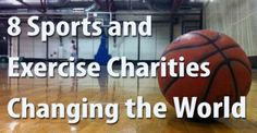 Sports and exercise improves quality of life and unifies communities. For these incredible charities, it also brings hope to the hearts of many, providing sanctuary from a world that isn't always so easy to face. Bar Mitzvah, Change The World, Charity, Meant To Be, The Incredibles, Exercise, Thoughts, Face, Fitness