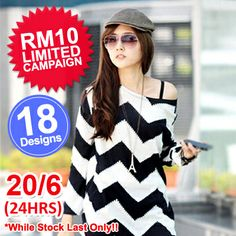 Luvclo / fun / colored / tops / RM10 /