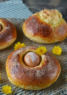Monas de pascua Mexican Sweet Breads, Mexican Food Recipes, Sweet Recipes, Dessert Recipes, Easter Bread Recipe, Easter Recipes, Donuts, Spanish Desserts, Spanish Food