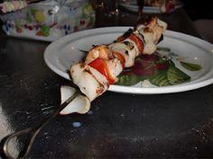 Seafood Shish Kabob Recipe