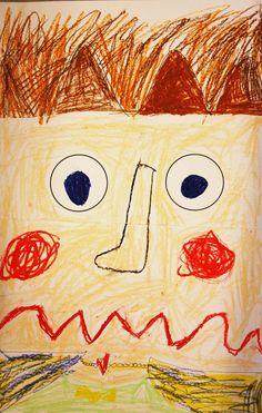 """Assoziationsübungen machen nicht nur Spaß, sie fördern die Phantasie und Kreativität! Zunächst erzähle ich den Schüler eine kurze Geschichte über meine Nichte, die zu Besuch war, verschiedene Bilder begonnen zu malen hat, dann unterbrochen wurde und beim ihrem nächsten Besuch rätselte, was sie da wohl malen wollte. Ich zeige den Schülern die """"angefangenen"""" Bilder. Was sollte aus diesen Linien wohl werden? Was glaubst du? Nimm ein Bild, das du weitermalen möchtest und betrachte es st..."""