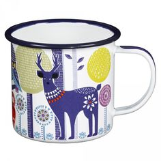 Mug Day Folklore - Deco Graphic
