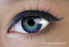 "500px / Photo ""The Eye"" by Ingrid Djunaidy"