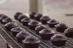 Brownie Bites (Paleo, Grain Free, Gluten Free)