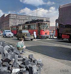 Warsaw, Poland, Transportation, Nostalgia, Street View, Photos, History, Pictures, Ignition Coil