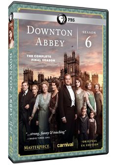 Downton Abbey, Season 6, available January 2016. Where have ALL the actors gone???