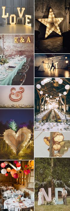 Wedding Lighting Design Inspiration And Ideas For Your Big Day Including Festoon Lighting and Candles._0003