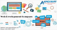 Your website is the representation of your business or organization to the world. The lack of a proper website can easily put off many prospective customers even without your knowledge. Apex Soft is a Web Development Company in Madurai help to develop a website for your business.