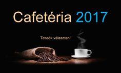 Cafeteria 2017 – Hitelkalkulátor, pénzügyek és hírek