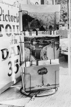 Robert Frank (U.S.A., b. Switzerland 1924) 'Hoover dam, Nevada' 1955