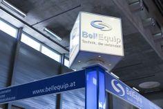 BellEquip GmbH auf der Smart Automation 2014 Broadway Shows, Signs, Shop Signs, Sign, Dishes