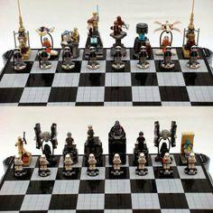 Cool chess set
