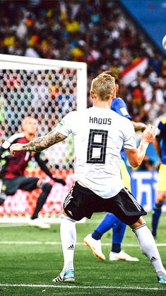 Kroos Fifa world cup 2018 Madrid Football, Football Is Life, Football Gif, World Football, School Football, Soccer Guys, Soccer Stars, Football Players, World Cup 2018