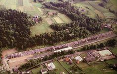 Niemieckie schrony kolejowe w Strzyżowie i Stępinie
