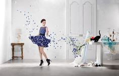 Such a cool ad campaign--Jason Wu for Target