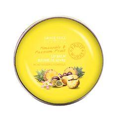 Grace Cole Fruit Works Pineapple & Passion Fruit Lip Balm12g