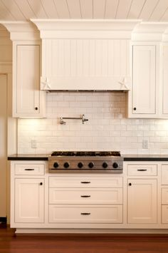 Shaker Style Cupboards With Hardware Find This Pin And More On Nhance Wood Renewal